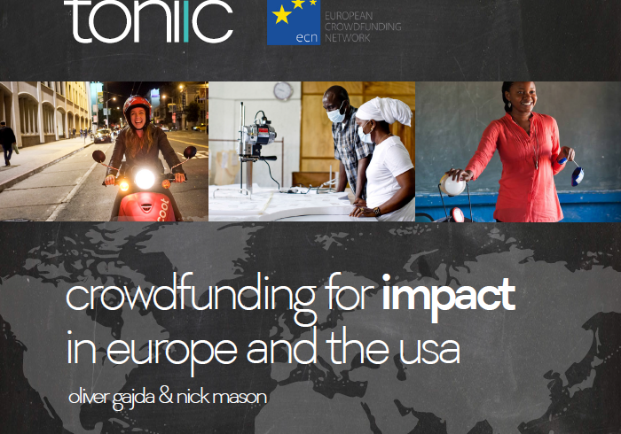 Crowdfunding For Impact in Europe and USA